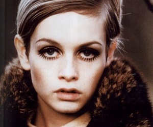 twiggy, model, and grunge image