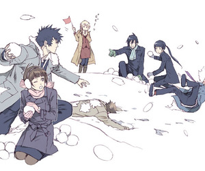 psycho-pass and friends image