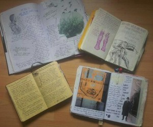 journals, notebooks, and writing image