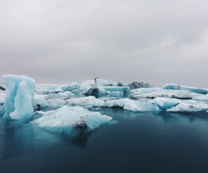 adventure, blue, and cold image