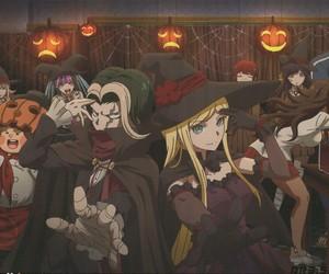 Halloween, danganronpa, and chiaki nanami image