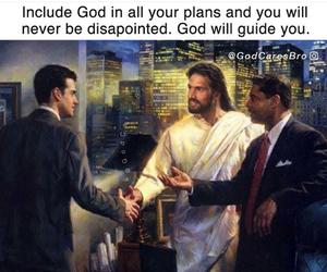 god, love, and jesus image