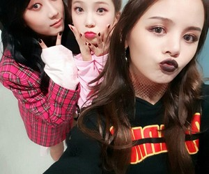 clc, kpop, and sorn image