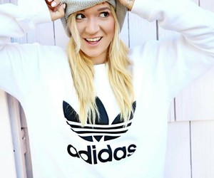 youtuber, adidas, and instagram image