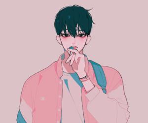 anime boy, anime, and art image