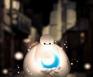 baymax, wallpaper, and background image