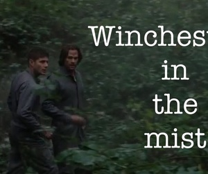 dean winchester, supernatural, and sam winchester image