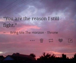bmth, reason, and grunge image