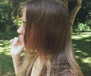 beautiful, cabelos, and garotas image