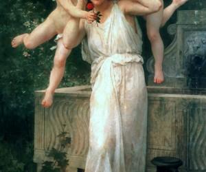 art and William Adolphe Bouguereau image