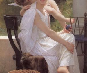 William Adolphe Bouguereau and art image