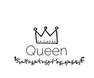 Queen, overlay, and quotes image