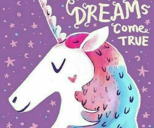 unicorn, Dream, and wallpaper image