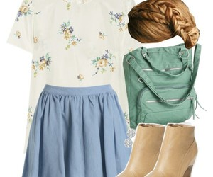 girly, cute, and vintage image