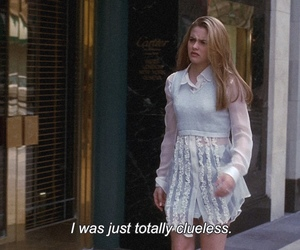 Clueless, girl, and movie image