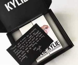 box, kardashian, and lipstick image