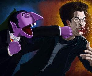 vampire, twilight, and edward image