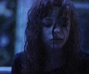 girl, grunge, and sad image