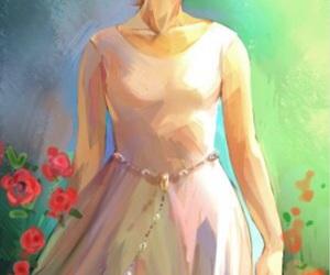 aphrodite, mythology, and artwork image