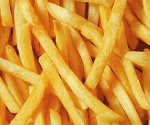 food, wallpaper, and fries image
