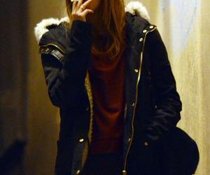 cara delevingne, model, and smoke image