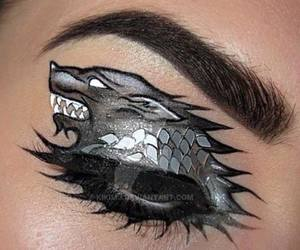 game of thrones make up. image