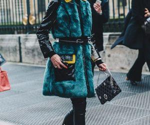 olivia palermo, fashion, and style image