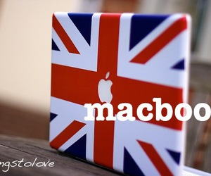 apple, macbook, and summer image