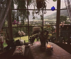 cozy, nature, and view image