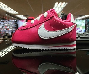 baby, cortez, and nike image