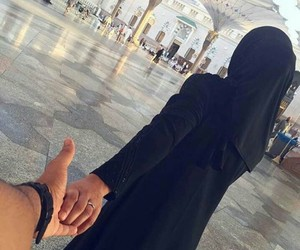 couples, muslims, and arabe image