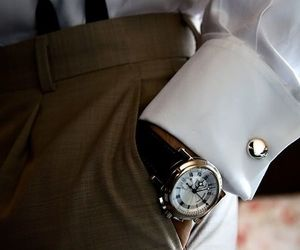 watch, style, and sexy image