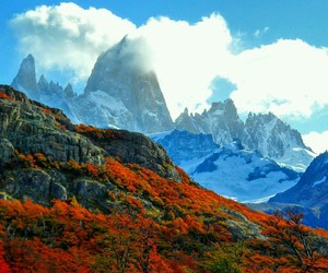 argentina, fitz roy, and camila5972 image