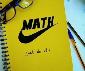 math, diy, and nike image