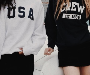 fashion, girls, and brandy melville image