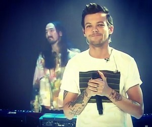 louis, proud, and solo image