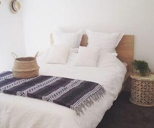 bedroom, boho, and design image