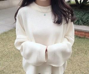 fashion, asian fashion, and korean fashion image