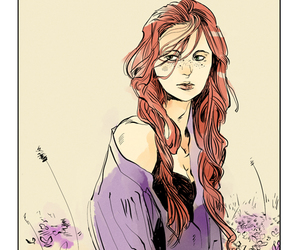 clary fray, the mortal instruments, and shadowhunters image