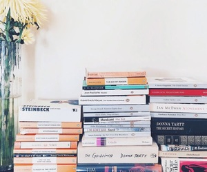 books, inspiration, and pastel image