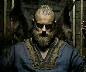 bjorn, vikings, and ironside image