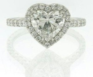 belleza, diamantes, and san valentin image