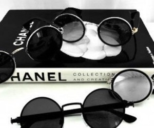 chanel and book image