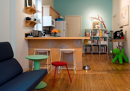 apartment, apartmenttherapy, and decoration image