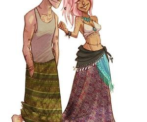 fukari and couple image