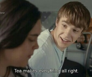 tea and my mad fat diary image