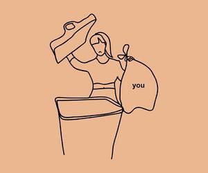 you and trash image