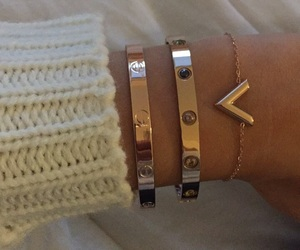 amsterdam, bracelet, and cartier image