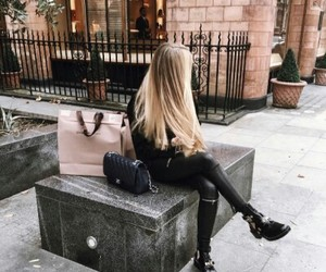 girl, style, and street image