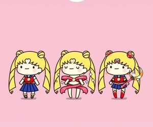 sailor moon and wallpaper image